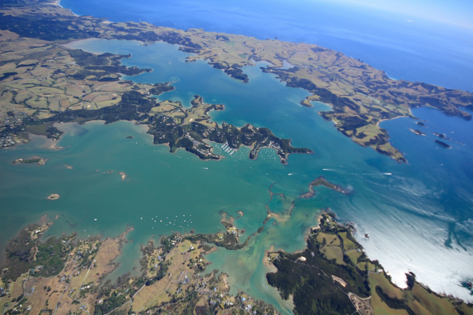 Location   Skydive Bay of Islands